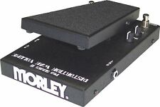 Morley PDW-II Pro Series Distortion/Wah/Volume Pedal PDWII Guitar Bass