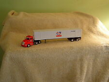 """TONKIN 1/87th KENWORTH T-660 DAY CAB TRAC / 53' CONTAINER,""""CORY TED PETERS"""""""