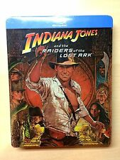 Indiana Jones: Raiders of the Lost Ark Blu-ray Steelbook [UK] Only 4000 Printed!