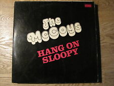 LP - THE MCCOYS - HANG ON SLOOPY