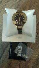 STORM Ladies GOLD WATCH in very good condition!!!