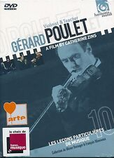 Gerard Poulet DVD Film by Catherine Zins