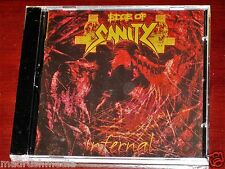 Edge Of Sanity: Infernal CD 1997 Black Mark Production Sweden BMCD 108 NEW