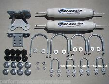 61-93 DODGE TRUCKS, RAMCHARGER - PRO-COMP DUAL FRONT STEERING STABILIZER SHOCKS