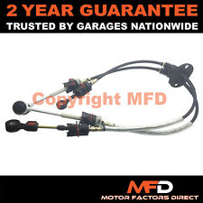 FORD TRANSIT CONNECT TOURNEO 1.8 DIESEL 2003-2013 GEAR SELECTOR CABLES SET