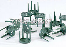 100 'FROGS' - OASIS FLORAL FOAM PIN HOLDERS FOR SECURING CYLINDER & BRICK OASIS