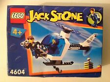 LEGO Jack Stone Police Copter (4604) New Factory Sealed Rare Set