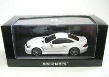Mercedes-benz sl 65 AMG (blanco) 2009