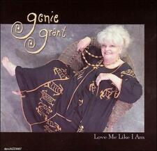 Genie Grant - Love Me Like I Am [CD New]