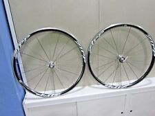 Zipp 101 700c Clincher Wheelset, w freehub Shimano 10s and Campagnolo 11s. NOS