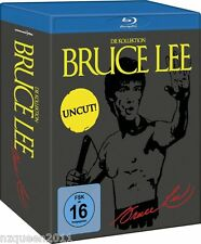 Bruce Lee - Die Kollektion - Uncut [Blu-ray] Bruce Lee * NEU & OVP *