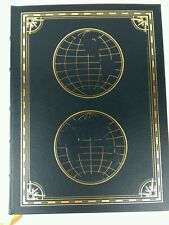 Easton Press World Atlas 1996 Collector's Edition Leather Bound