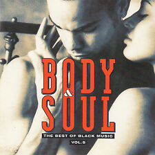 BODY & SOUL - THE BEST OF BLACK MUSIC - VOL. 5 / VARIOUS ARTISTS / 2 CD-SET