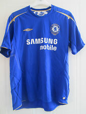 Chelsea 2005-2006 Home Football Shirt adult extra large XL /39473