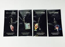 Loot Anime Crate Exclusive Phone Charm Yume Character Bundle (4 Charms)