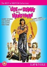 The Ups and Downs of A Handyman 1976 DVD