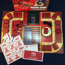 Deal or No Deal Board Game With Electronic Bankers Phone Complete & Tested