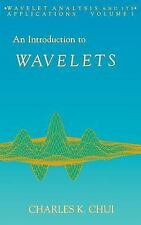 Wavelet Analysis and Its Applications: An Introduction to Wavelets 1 by Sahra...