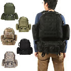 Tactical Military 3D Molle Assault Rucksack Backpack Outdoor Camping Hiking Bag