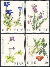 Ireland 1978 Wild Flowers/Plants/Nature/Environment 4v set (n41297)