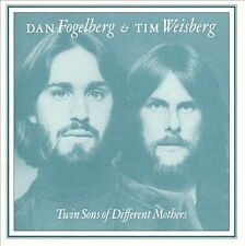 Twin Sons of Different Mothers by Tim Weisberg/Dan Fogelberg (CD, Jan-1985, Ful…
