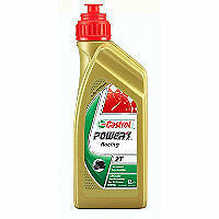 Castrol TTS 2T synthetic 2 Stroke oil mx quad racer 125
