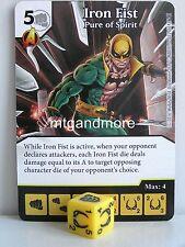 Marvel Dice Masters - #112 Iron Fist Pure of Spirit - Civil War