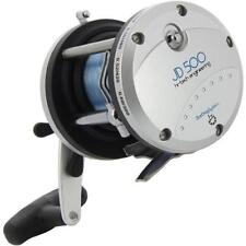 Lineaeffe Multiplier Reel JD500 Sea Fishing Reel with 50lb Pre Loaded