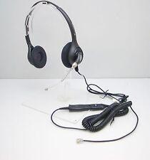 Plantronics HW261 Headset for Nortel Toshiba Polycom NEC Aspire Hybrex & Norstar
