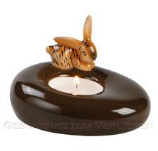 Goebel Pascua conejo tiger Bunny de Luxe lamparillas novedad 2013 viento luz