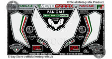 Ducati 1199 899 Panigale 2012 Front Number Board Motografix 3D Gel Protector