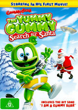 The Yummy Gummy Search for Santa * NEW DVD *