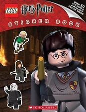 Lego Harry Potter: Sticker Book by Scholastic Canada Ltd. Staff (2011, Paperback