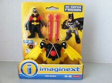 Fisher Price Imaginext  Batman DC Super Friends Red Robin Figure playset new