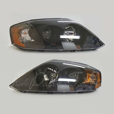New Genuine OEM Head Light Lamp LH RH Set  for Hyundai Tiburon Coupe 2005-2006
