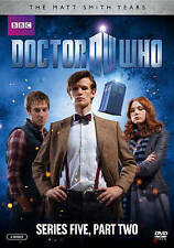 Doctor Who: Series Five, Part Two, New DVDs