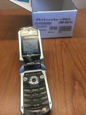 Motorola V266 Cellular Flip Phone