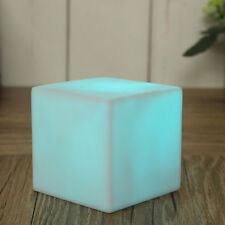 Romance LED Color Changing Mood Cubes Night Lamp Glow Light Calm Relax