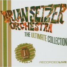 Ultimate Collection - Brian Orchestra Setzer (2004, CD NIEUW)2 DISC SET