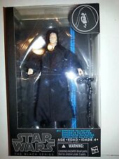 "STAR WARS BLACK SERIES 6"": EMPEROR PALPATINE #11"