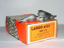 Tameo Kits TMK114 Lotus Judd T101 1989 Australian GP White Metal Kit 1/43