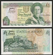 JERSEY - 1 Pound 2004  UNC  Pick 31a