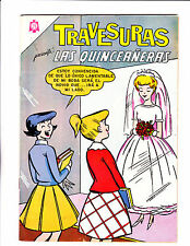 Travesuras  No.30   : 1966 :   : Mexican Copy! :   : Wedding Gown Cover! :
