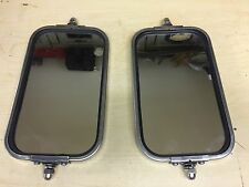 1967-72 ford truck west coast stainless Junior mirrors #3
