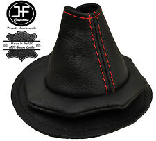 RED STITCHING REAL LEATHER SHIFT BOOT FITS POLARIS SLINGSHOT 2015-2017