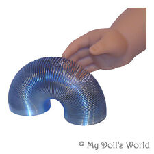 METAL SLINKY! FITS MY AMERICAN GIRL DOLL RUTHIE~MARIE GRACE~KAILEY~CHRISSA~NICKI