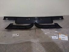 bmw e30 rubber set for front bumper  new and genuine 3 pieces