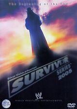 WWE - SURVIVOR SERIES 2005 / DVD - NEUWERTIG