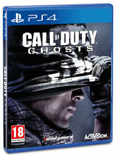 Call of Duty: Ghosts (Sony PlayStation 4, 2013)