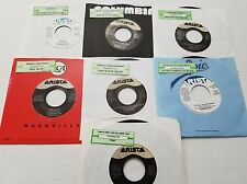 Diamond Rio - Lot of 7 - That's What I Get For / Norma Jean Riley 45's Country